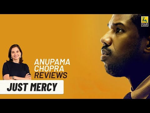 Just Mercy | Hollywood Movie Review By Anupama Chopra | Jamie Foxx | Brie Larson