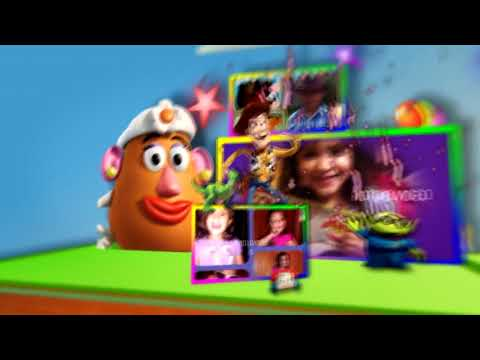 proyecto free template after effects popup toy story para cumpleaos