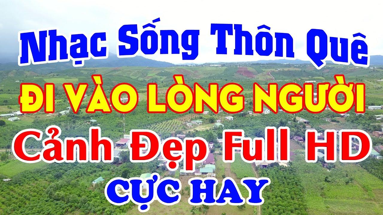 LK Nhạc Sống Thôn Quê Hay Nhất NGHE MÃI VẪN HAY - Nhạc Sống Trữ Tình Cha Cha Cha - MC Hương Quỳnh 01
