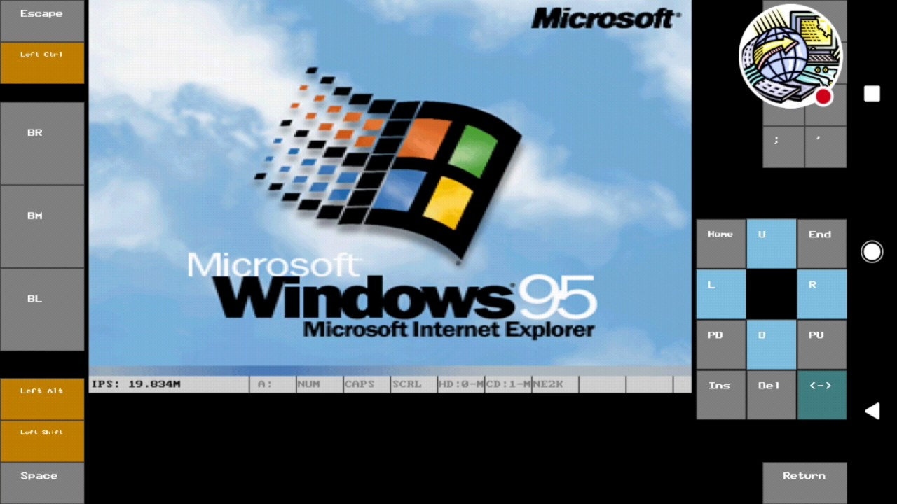 Windows 95 Bochs Image File - soupratings
