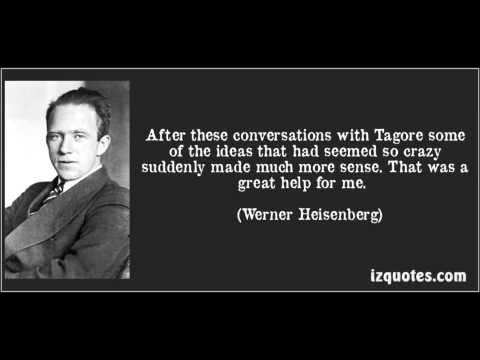 Werner Heisenberg on quantum theory and language (Interview)
