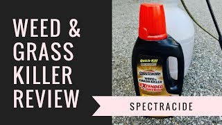 Spectracide Weed & Grass Killer Extended Control Review - Does It Work?