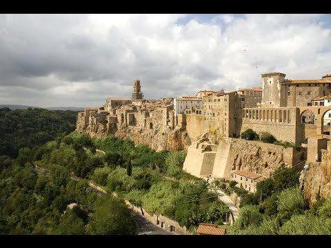 Sehnsuchtsland Italien - Umbrien und die Toskana Doku HD