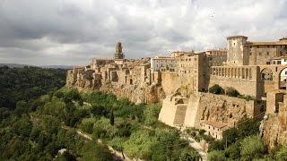Sehnsuchtsland Italien - Umbrien und die Toskana [Doku HD]