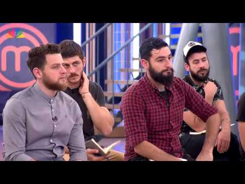 MasterChef Greece - 25.6.17 - Επεισόδιο 43 (Master Class)