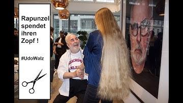 Ich spende meine Haare für 5500,-EURO #guterZweck #Therapiehunde