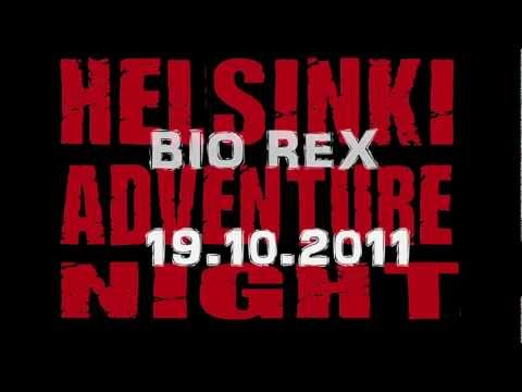 Helsinki Adventure Night 2011