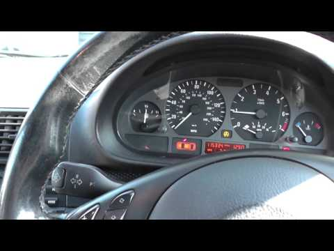BMW DSC & Brake Warning Lights FIXED   PART 1