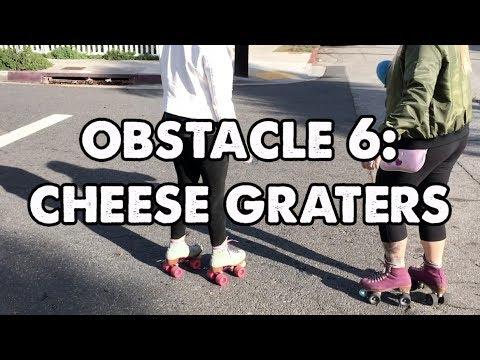 Street Roller Skating Tutorial Part 4 ! Planet Roller Skate Shorts