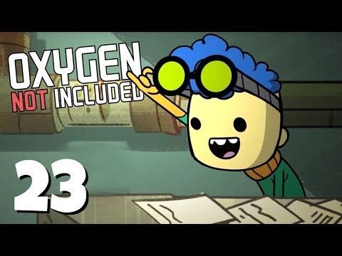 Natural Gas Expansion! - Ep. 23 - ONI Oil Update! - Oxygen Not Included Gameplay