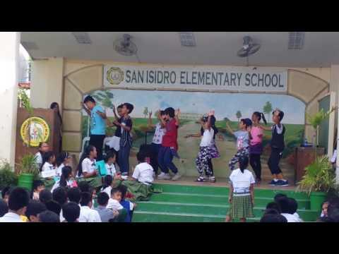 Me too (Dance presentation) San Isidro Elementary school