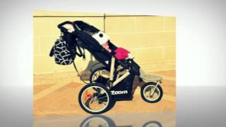 joovy zoom 360 jogging stroller review