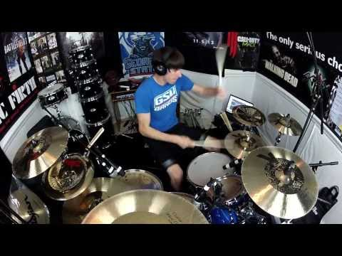 I Hate Everything About You - Drum Cover - Three Days Grace