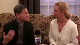 Kilka pytań do... KARDYNAŁA TAGLE / A few questions for Cardinal Tagle