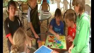 Op Camping de la Bonnette 2010