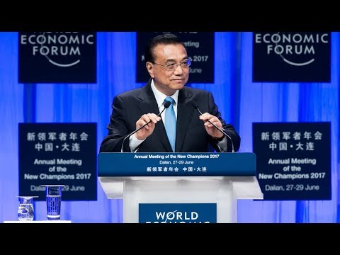 China 2017 - Opening Plenary with Li Keqiang
