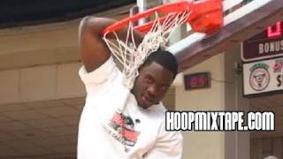 6'3 Ike Nwamu SHUTS DOWN The Hoophall Slam Dunk Contest!!! CRAZY Dunks!!!