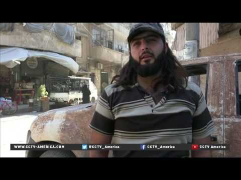 US and Russia call for Syrian truce