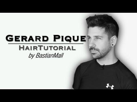Gerard Pique inspired HairTutorial - German