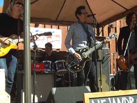 Alejandro Escovedo at Lagunitas Brewery in Petaluma 8/15/2010