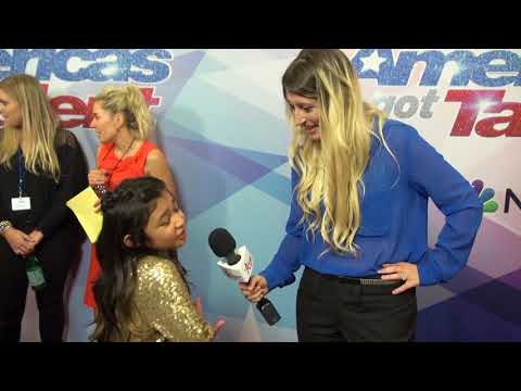 Angelica Hale Shares Why SHE Should Win AGT After Her Finale Performance | America's Got Talent 2017