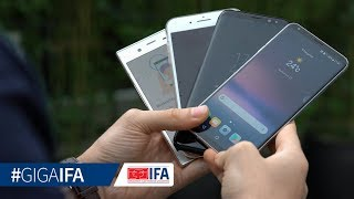 Kamera-Vergleich: Sony Xperia XZ1, LG V30, Huawei Nova 2, iPhone 7 Plus, Samsung Galaxy S8 - GIGA.DE