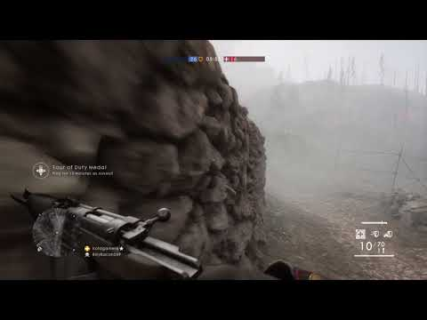 BATTLEFIELD 1 - Austro-Hungarian Empire Medic Gameplay