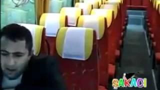 كاميرا خفية في باص الركاب