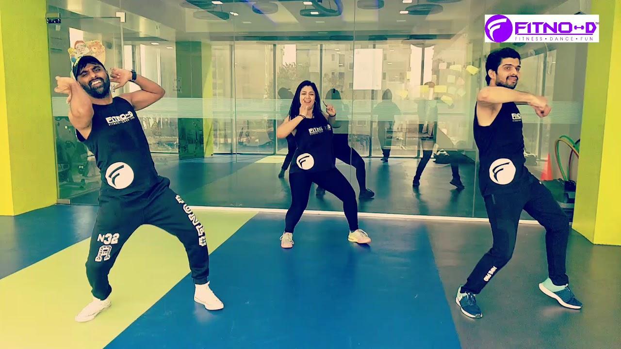 Download Luka Chuppi: Poster Lagwa Do Dance l FITNO-D I Best Fitness Dance l Kartik Aaryan,Kriti Sanon , Mika