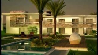 El Gouna Modern Apartment {g Cribs }