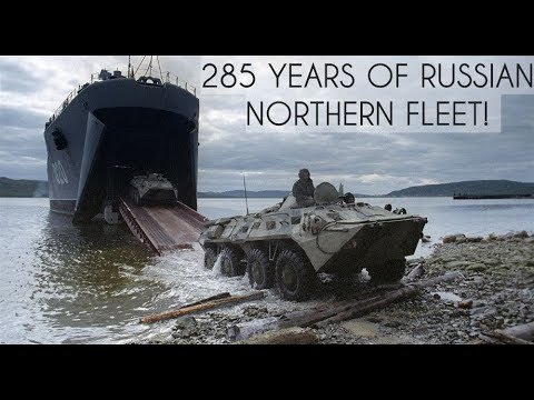 Unstoppable Russia's Northen Fleet ! Protecting Mother Russia For The Last 285 Years!