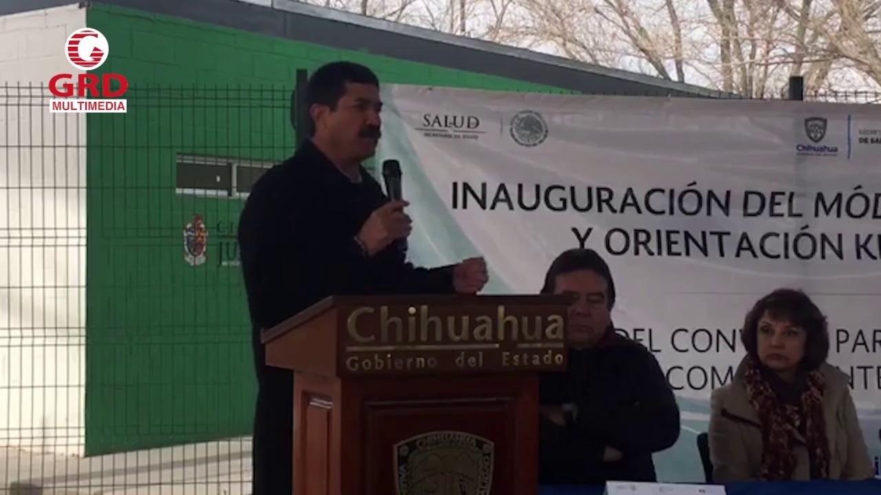 Inaugura Corral En Juárez Módulo De Afiliación Al Seguro Popular