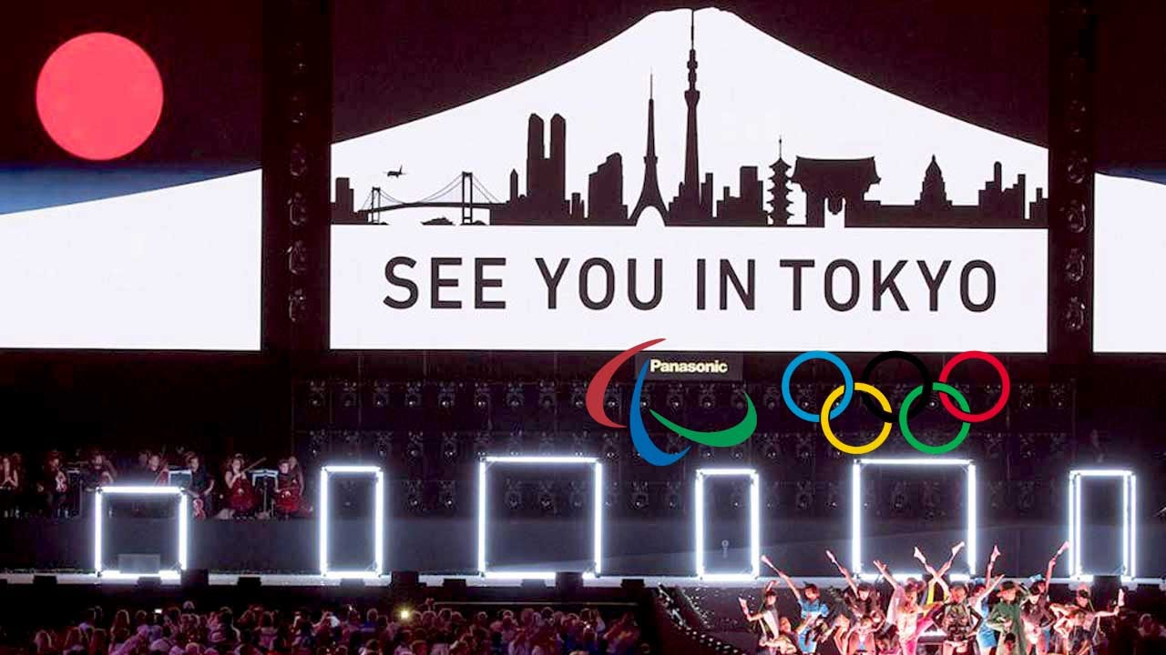 How to Handover of the Paralympic Games to Tokyo 2020 ...