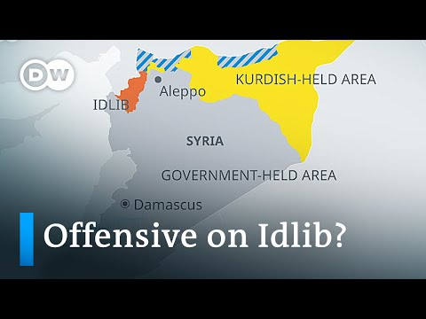 Syria's Idlib province fears renewed military offensive | DW News