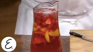 Sangria Punch Recipe For Tailgating - Emeril's Game Day - Emeril Lagasse
