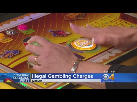 3 People Charged In Illegal Gambling Operation