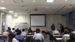 ナクバの日記念講演 - 松本耿郎(聖トマス大学名誉教授)