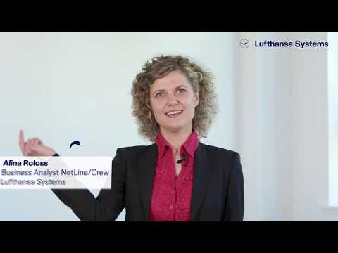 Meet our insiders - We´re into IT - NetLine/Crew / Lufthansa Systems