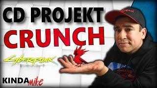 CDPR Crunch Problems - Cyberpunk 2077 Development Trouble?
