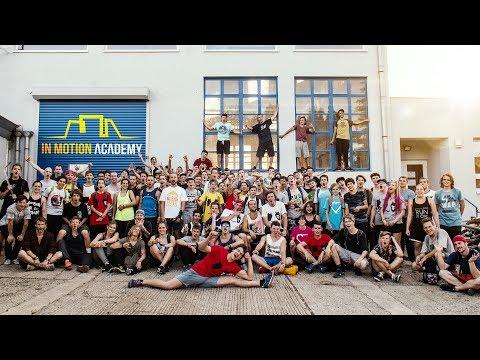 Parkourová hala bude i v Brně! | odhalení na Brno Jamu 2017