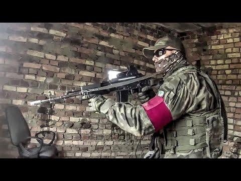Urban Warfare Training: Military Operations on Urbanized Terrain (MOUT)