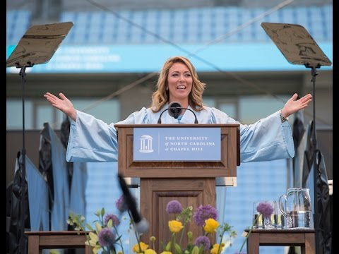 Brooke Baldwin | 2017 Spring Commencement Address | UNC-Chapel Hill