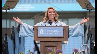 Brooke Baldwin | 2017 Spring Commencement Address | UNC-Chapel Hill thumbnail