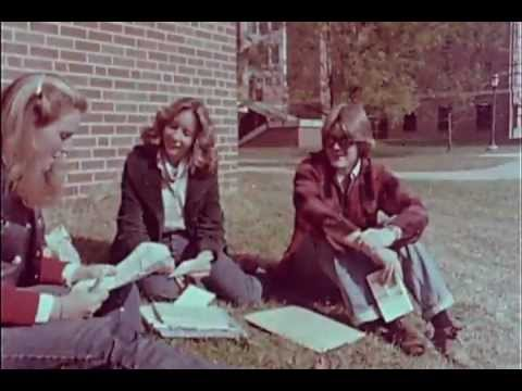 Ohio University: The people and the place, promotional film, 1979