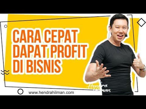 Cara cepat profit di forex