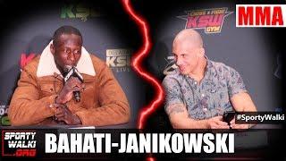 Baixar Wojna na słowa: Damian Janikowski vs Yannick Bahati