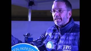 Herbert Kickl: Wir müssen einen Massenansturm verhindern!