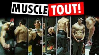Les 7 EXERCICES de musculation les plus EFFICACES (muscle tout).