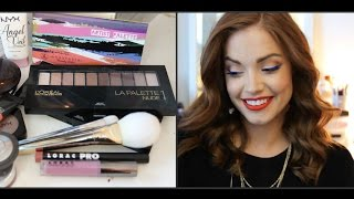 huge makeup haul sephora ulta target