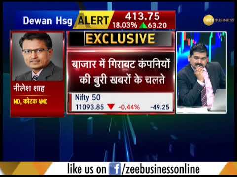 Zee Business Exclusive chat with Nilesh Shah, MD, AMC
